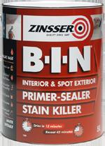 shellac-based primer, sealer and stain killer