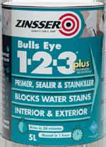 Zinsser Bulls eye123 plus