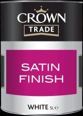 Satin Finish Crown Paint