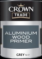 Aluminium Wood Primer crown paint