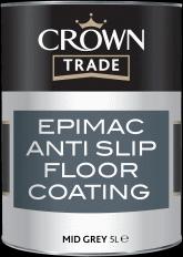 Epimac Anti slip Floor Coating Crown Paint