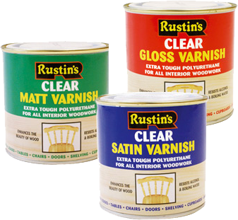 Polyurethane Clear Varnish