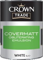 crown paint covermatt