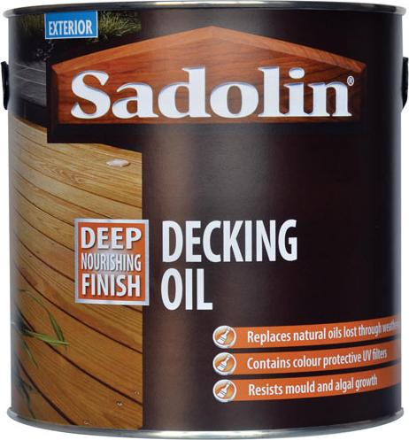 Sadolin Decking Oil