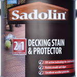 Sadolin Decking Stain and Protector