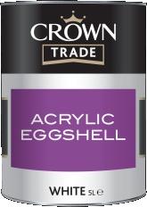Crown Paint Eggshell