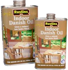 Indoor Danish Oil