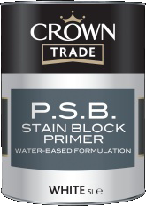 Stain Block PSB Crown Paint