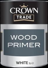 wood primer crown paint