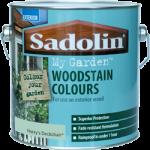 Sadolin My Garden® Woodstain Colours