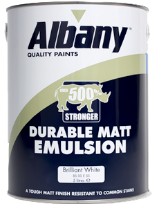 Albany Durable Matt