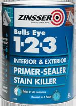 water-based, primer-sealer