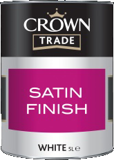 Satin Finish Crown Paint