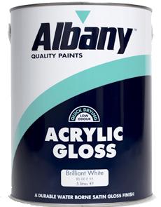Albany Acryicl Gloss