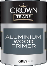 Aluminium Wood Primer crown paint