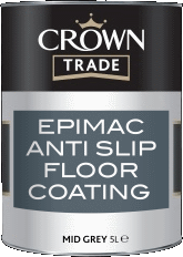 Epimac Anti slip Floor Coating Crown Paint