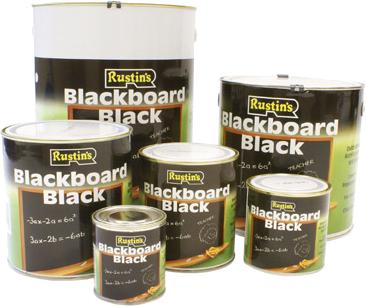 BLACKBOARD BLACK