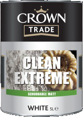 Crown Paint Clean extreme