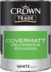 crown paint covermatt