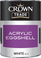 Crown Paint Eggshell