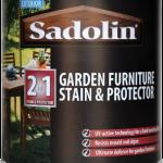 Sadolin Garden Furniture Stain & Protector