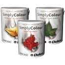 Dulux Simply Colour range
