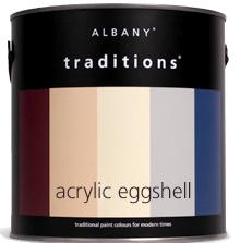 Albany Traditions Eggshell