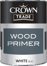 wood primer crown paint