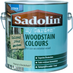 Sadolin My Garden® Woodstain Colours