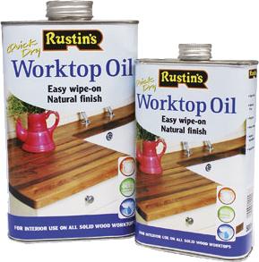 Worktop Oil